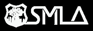 SMLA logo white
