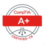 comptia a+ certified CE