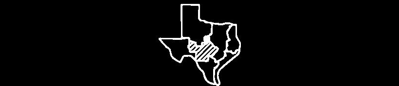 killeen texas white outline of skyline