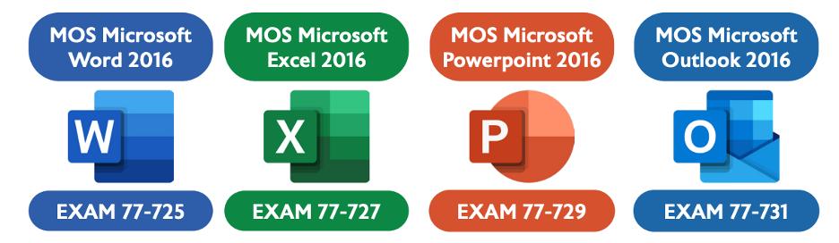 mos microsoft credentials