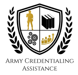 Army Credentialing Assistance logo