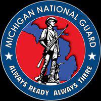 Michigan National Guard logo