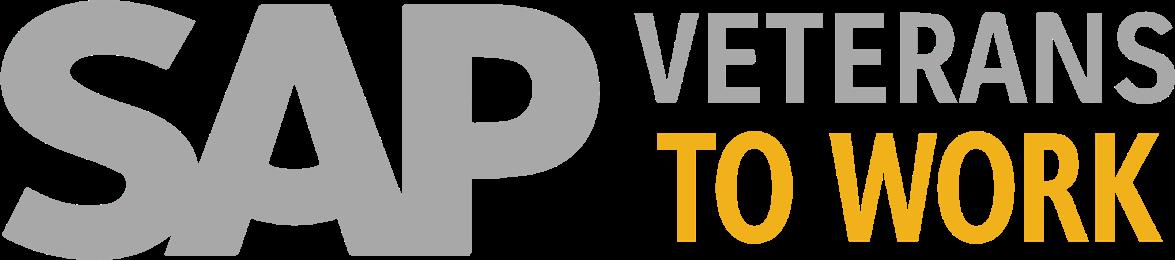 SAP veterans to work logo