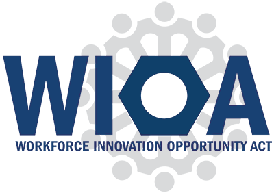 Workforce Innovation and Opportunity Act Logo